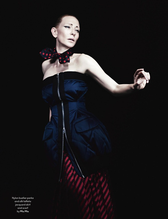 ANOTHER MAGAZINE- Cate Blanchett by Willy Vanderperre. Olivier Rizzo, Fall 2013, www.imageamplified.com, Image Amplified (13)