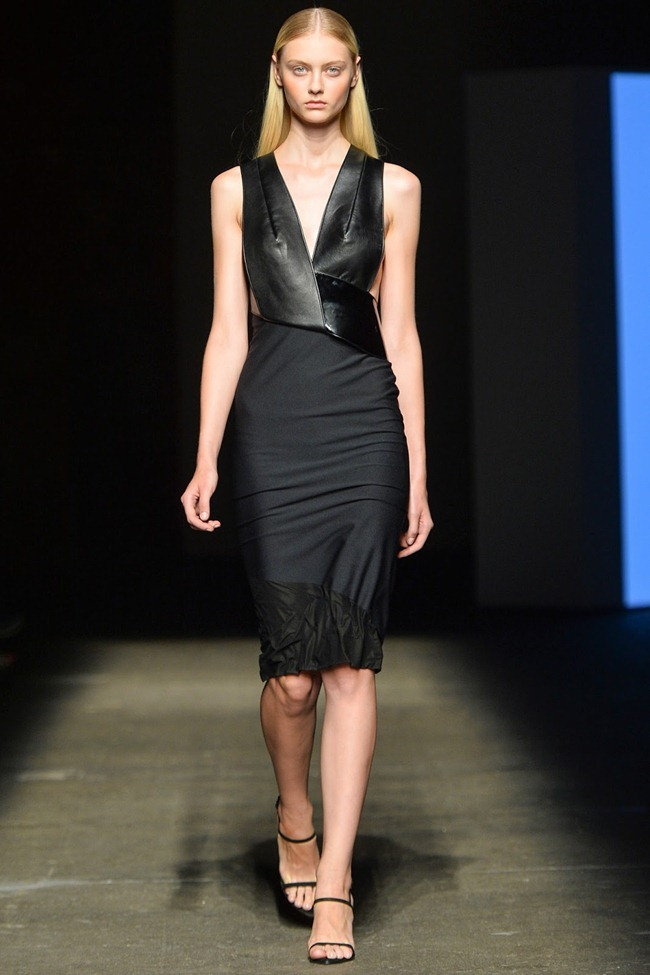 NEW YORK FASHION WEEK- Dion Lee Spring 2014. www.imageamplified.com, Image Amplified (1)