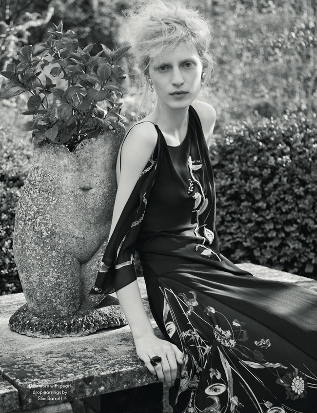 ANOTHER MAGAZINE- Julia Nobis by Ben Toms. Katie Shillingford, Fall 2013, www.imageamplified.com, Image Amplified (3)