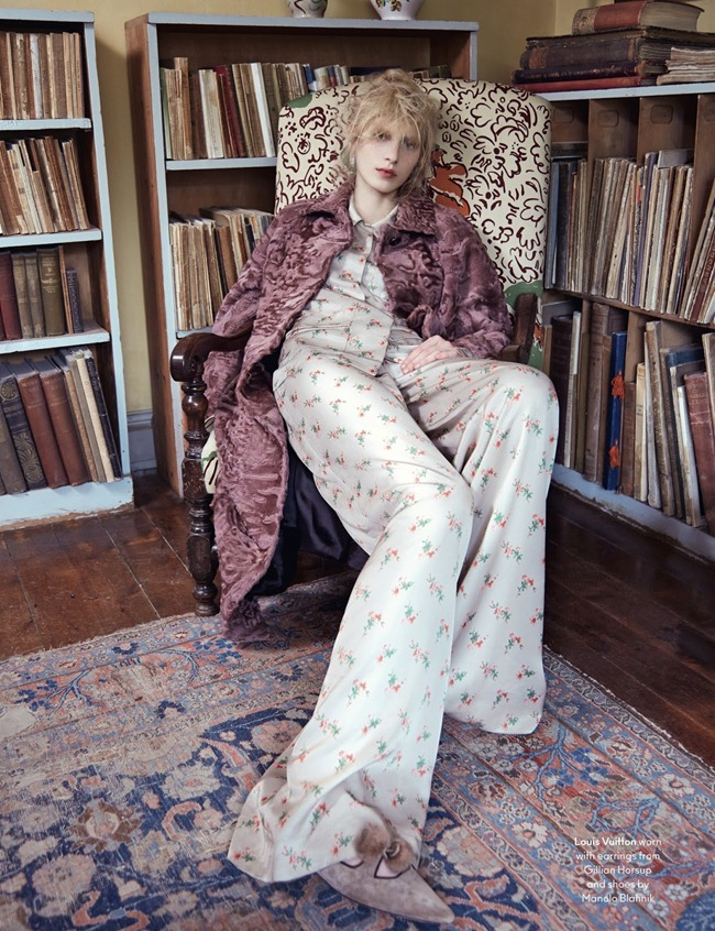ANOTHER MAGAZINE- Julia Nobis by Ben Toms. Katie Shillingford, Fall 2013, www.imageamplified.com, Image Amplified (5)