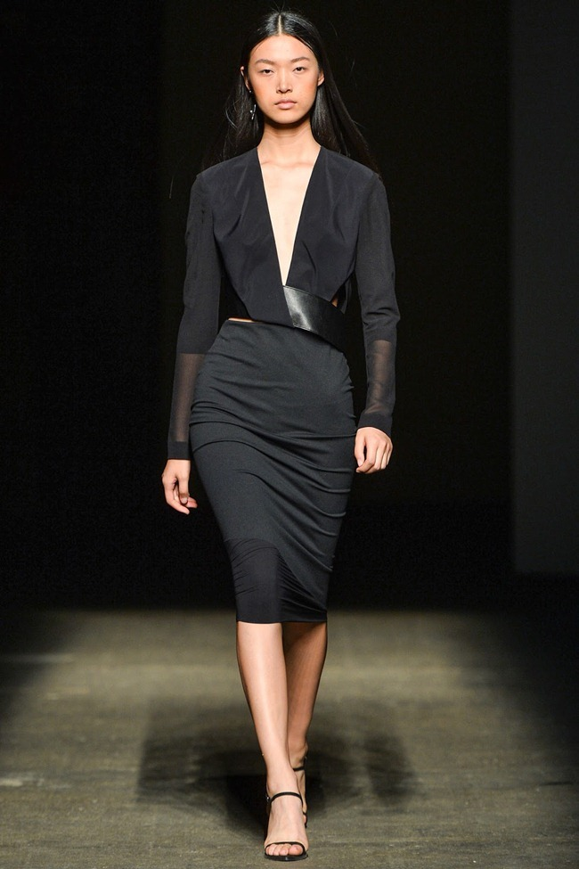 NEW YORK FASHION WEEK- Dion Lee Spring 2014. www.imageamplified.com, Image Amplified (6)