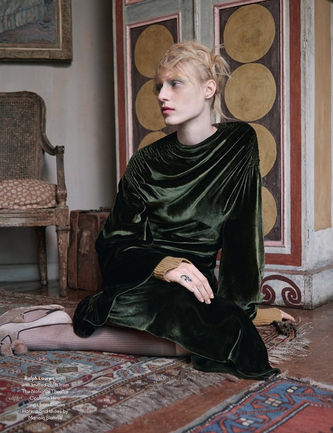 ANOTHER MAGAZINE- Julia Nobis by Ben Toms. Katie Shillingford, Fall 2013, www.imageamplified.com, Image Amplified (8)