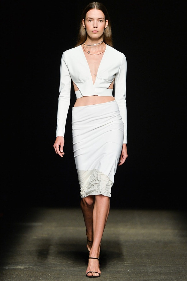 NEW YORK FASHION WEEK- Dion Lee Spring 2014. www.imageamplified.com, Image Amplified (11)