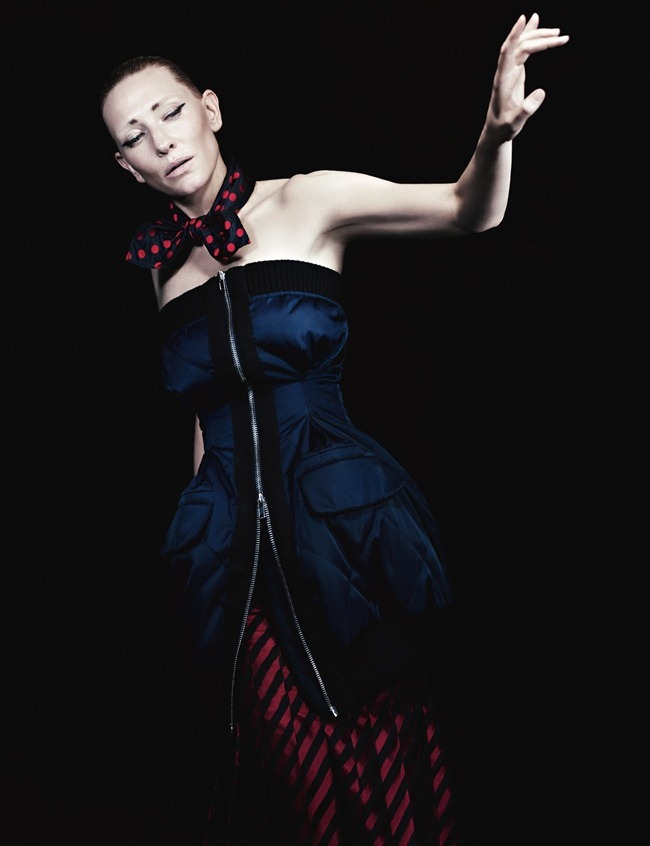 ANOTHER MAGAZINE- Cate Blanchett by Willy Vanderperre. Olivier Rizzo, Fall 2013, www.imageamplified.com, Image Amplified (14)