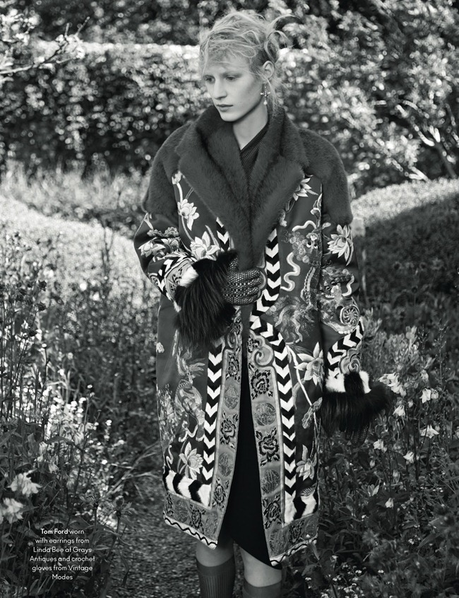 ANOTHER MAGAZINE- Julia Nobis by Ben Toms. Katie Shillingford, Fall 2013, www.imageamplified.com, Image Amplified (6)