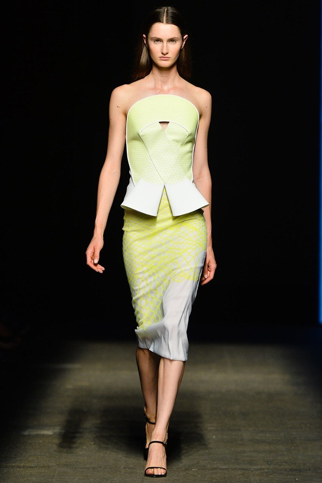 NEW YORK FASHION WEEK- Dion Lee Spring 2014. www.imageamplified.com, Image Amplified (15)