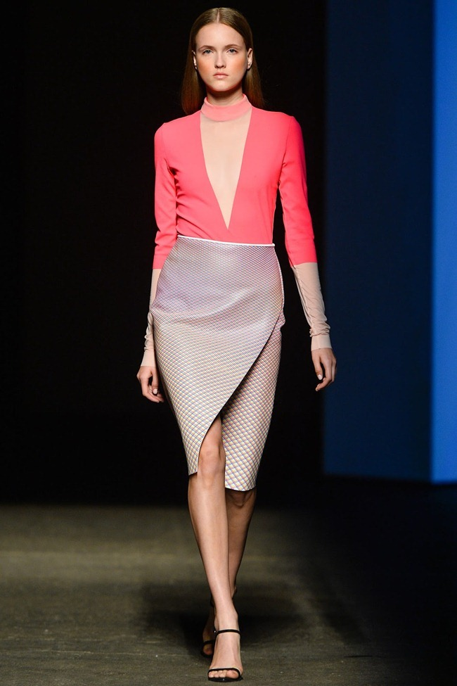 NEW YORK FASHION WEEK- Dion Lee Spring 2014. www.imageamplified.com, Image Amplified (18)