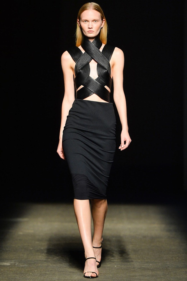 NEW YORK FASHION WEEK- Dion Lee Spring 2014. www.imageamplified.com, Image Amplified (23)