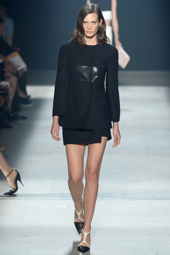 NEW YORK FASHION WEEK- Narciso Rodriguez Spring 2014. www.imageamplified.com, Image Amplified (2)