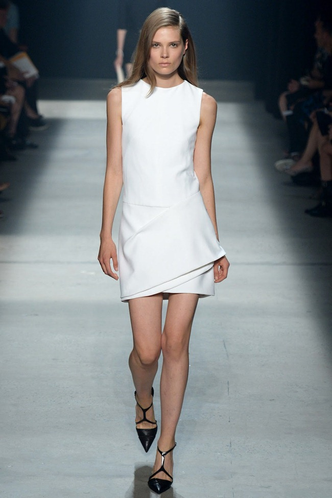 NEW YORK FASHION WEEK- Narciso Rodriguez Spring 2014. www.imageamplified.com, Image Amplified (4)