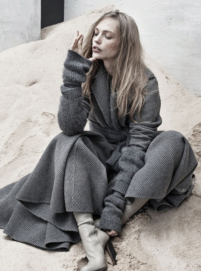 THE LAST MAGAZINE- Sasha Pivovarova by Josh Olins. Alastair McKimm, Fall 2013, www.imageamplified.com, Image Amplified (3)