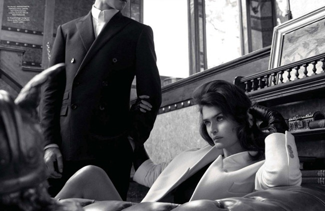 GQ STYLE GERMANY- Helena Christensen & Vincent Lacrocq by Chad Pitman. www.imageamplified.com, Image Amplified (4)