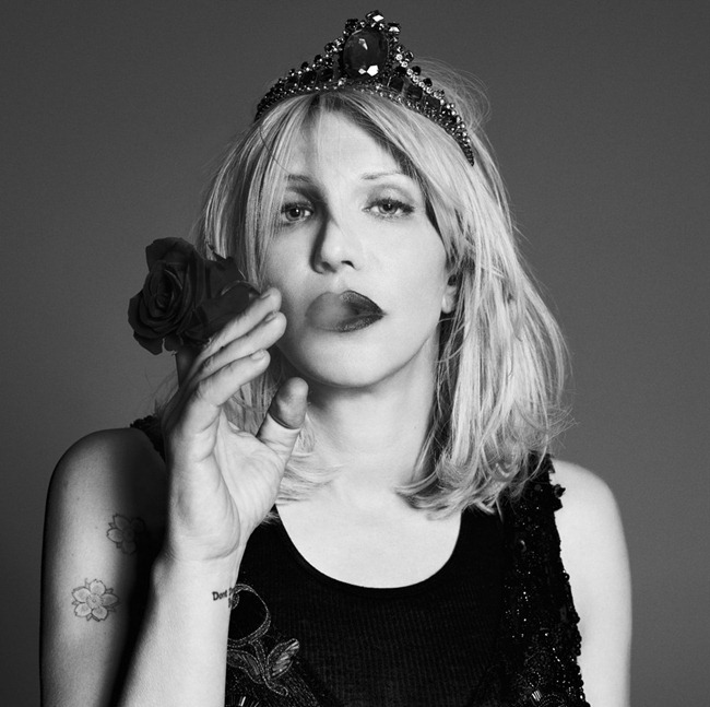 GARAGE MAGAZINE- Courtney Love by Paola Kudacki. Fall 2013, www.imageamplified.com, Image Amplified (7)