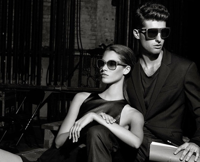 CAMPAIGN- Francesco Peralda, Paolo Anchisi & Sean O'Pry for Armani Exchange Fall 2013 by Robbie Fimano. Karl Templer, www.imageamplified.com, Image Amplified (7)