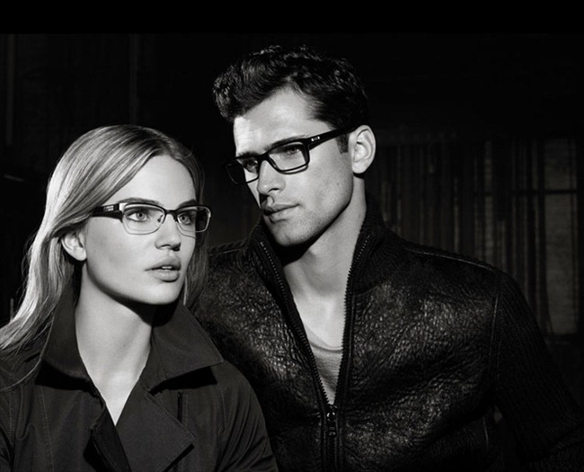 CAMPAIGN- Francesco Peralda, Paolo Anchisi & Sean O'Pry for Armani Exchange Fall 2013 by Robbie Fimano. Karl Templer, www.imageamplified.com, Image Amplified (5)