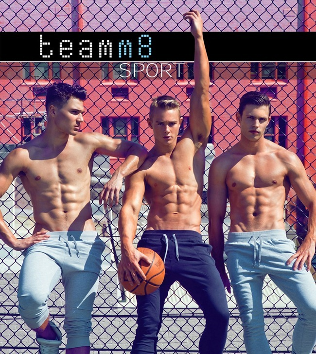 CAMPAIGN- Jesse, Tom & Adrien for teamm8 Fall 2013 by James Demitri. www.imageamplified.com, Image Amplified