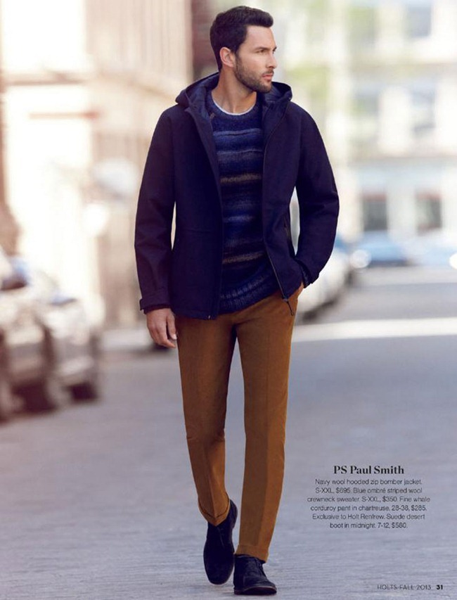 CAMPAIGN- Noah Mills for Holt Renfrew Fall 2013. www.imageamplified.com, Image Amplified (4)