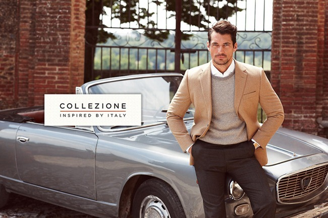 CAMPAIGN- David Gandy for Marks & Spencer Collezione 2013 by Arnaldo Anaya Lucca. Richar Pierce, www.imageamplified.com, Image Amplified