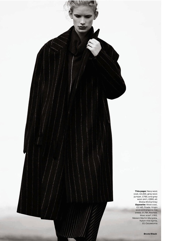 ELLE UK- Ilse De Boer in The Maxi Coat by Bruno Staub. Anne-Marie Curtis, October 2013, www.imageamplified.com, Image Amplified (6)