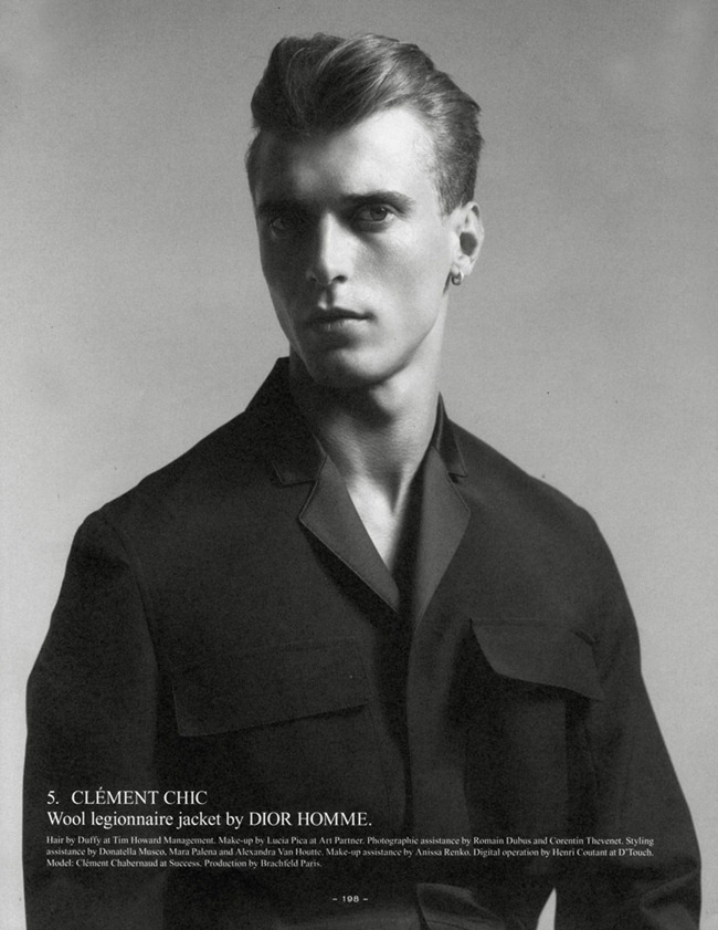 FANTASTIC MAN MAGAZINE- Clement Chabernaud by Willy Vanderperre. Fall 2013, Olivier Rizzo, www.imageamplified.com, Image Amplified (4)