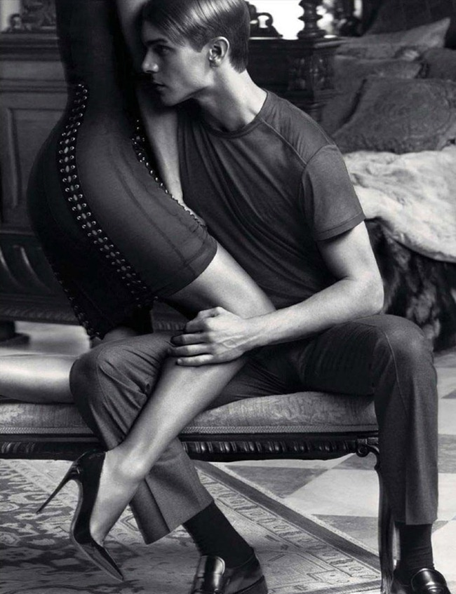 GQ STYLE GERMANY- Helena Christensen & Vincent Lacrocq by Chad Pitman. www.imageamplified.com, Image Amplified (6)