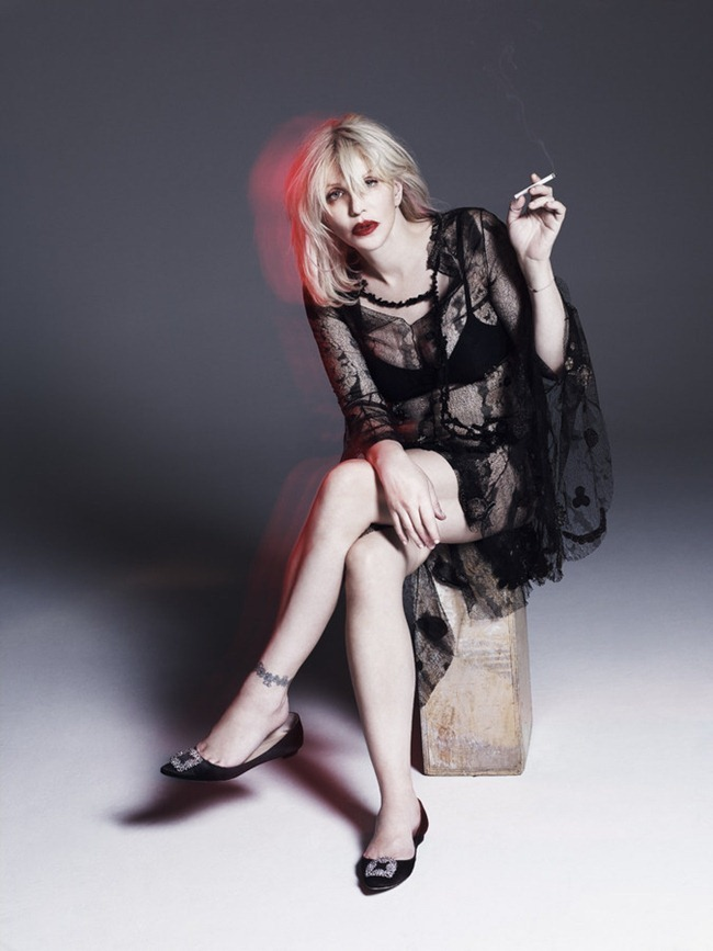 GARAGE MAGAZINE- Courtney Love by Paola Kudacki. Fall 2013, www.imageamplified.com, Image Amplified (8)