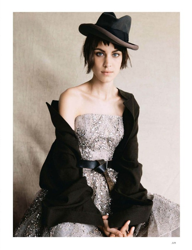 VOGUE UK- Alexa Chung in The Kid by Patrick Demarchelier. Lucinda Chambers, October 2013, www.imageamplified.com, Image Amplified (5)