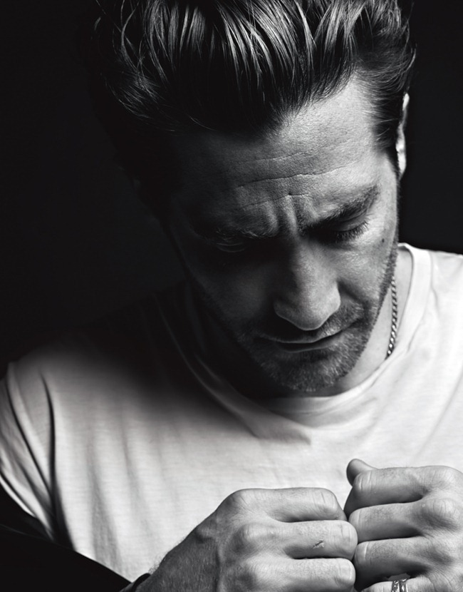 V MAN MAGAZINE- Jake Gylenhaal by Hedi Slimane. Fall 2013, www.imageamplified.com, Image Amplified