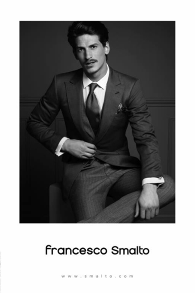 CAMPAIGN- Jarrod Scott for Francesco Smalto Fall 2013 by Nicolas Valois. www.imageamplified.com, Image Amplified (2)