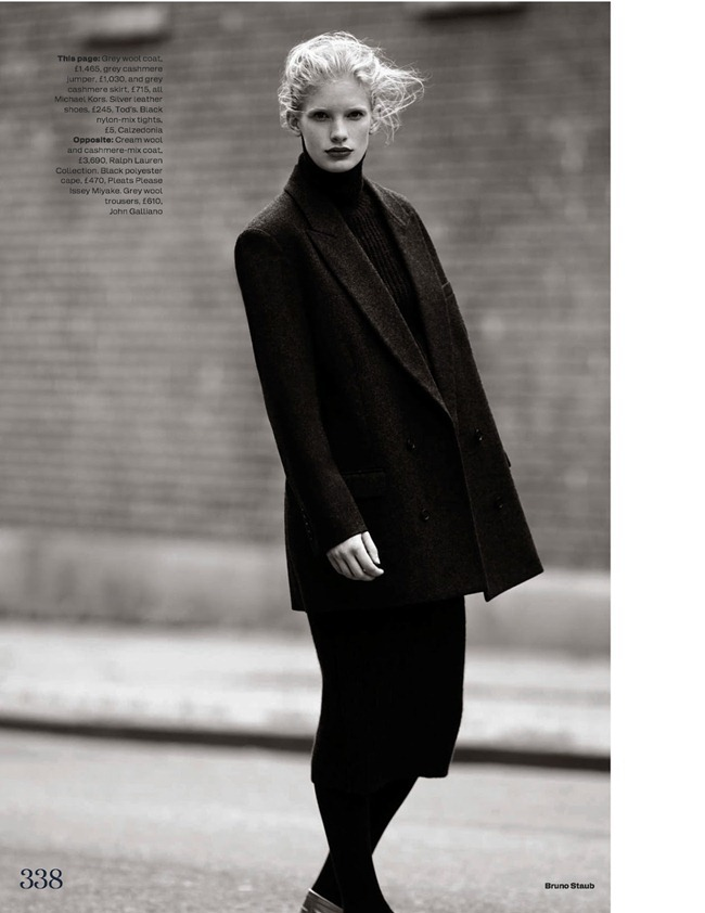 ELLE UK- Ilse De Boer in The Maxi Coat by Bruno Staub. Anne-Marie Curtis, October 2013, www.imageamplified.com, Image Amplified (4)