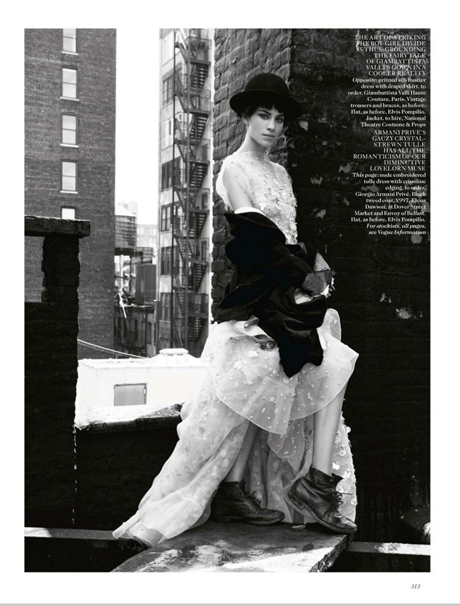 VOGUE UK- Alexa Chung in The Kid by Patrick Demarchelier. Lucinda Chambers, October 2013, www.imageamplified.com, Image Amplified (8)