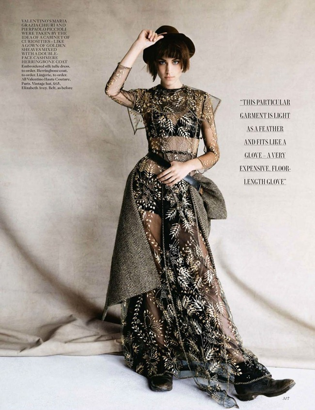 VOGUE UK- Alexa Chung in The Kid by Patrick Demarchelier. Lucinda Chambers, October 2013, www.imageamplified.com, Image Amplified (3)