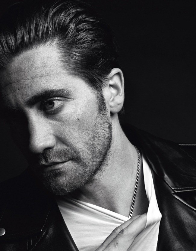 V MAN MAGAZINE- Jake Gylenhaal by Hedi Slimane. Fall 2013, www.imageamplified.com, Image Amplified (1)