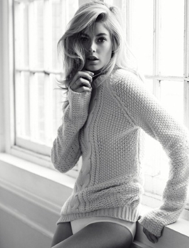 TELEGRAPH FASHION- Doutzen Kroes in Angel Face by Will Davidson. Clare Richardson, Fall 2013, www.imageamplified.com, Image Amplified (4)