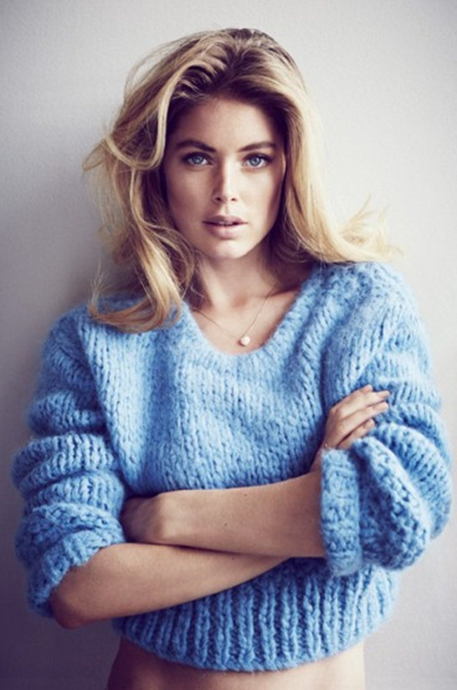 TELEGRAPH FASHION- Doutzen Kroes in Angel Face by Will Davidson. Clare Richardson, Fall 2013, www.imageamplified.com, Image Amplified