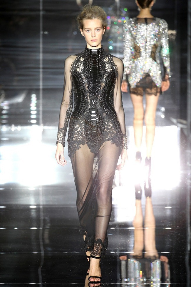 LONDON FASHION WEEK- Tom Ford Spring 2014. www.imageamplified.com, Image Amplified (33)
