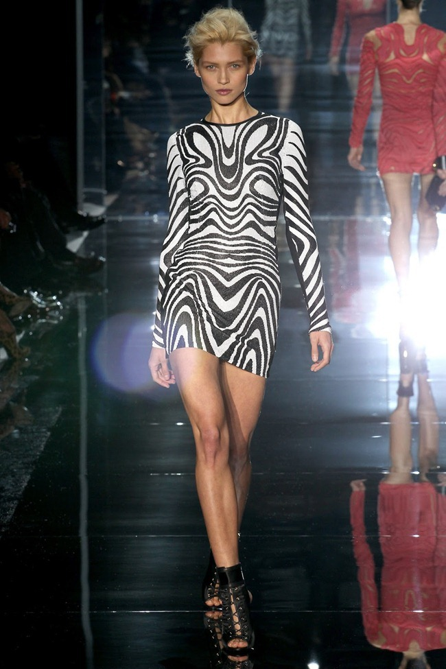 LONDON FASHION WEEK- Tom Ford Spring 2014. www.imageamplified.com, Image Amplified (12)