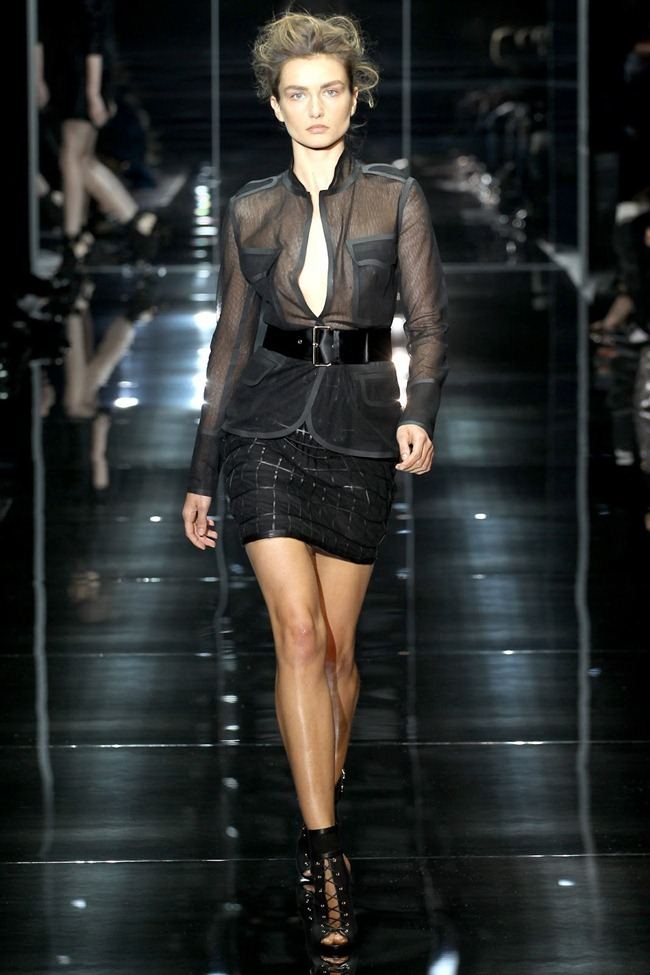 LONDON FASHION WEEK- Tom Ford Spring 2014. www.imageamplified.com, Image Amplified (19)