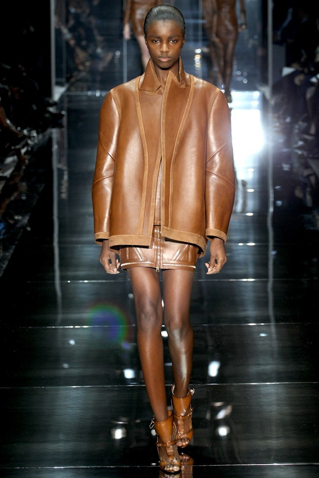 LONDON FASHION WEEK- Tom Ford Spring 2014. www.imageamplified.com, Image Amplified (2)