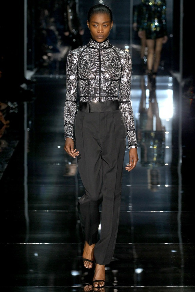 LONDON FASHION WEEK- Tom Ford Spring 2014. www.imageamplified.com, Image Amplified (23)