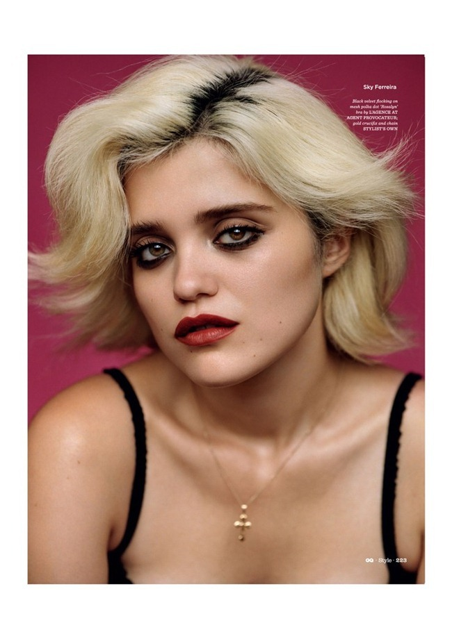 GQ STYLE UK- Sky Ferreira by Alasdair McLellan. Fall 2013, www.imageamplified.com, Image Amplified (3)