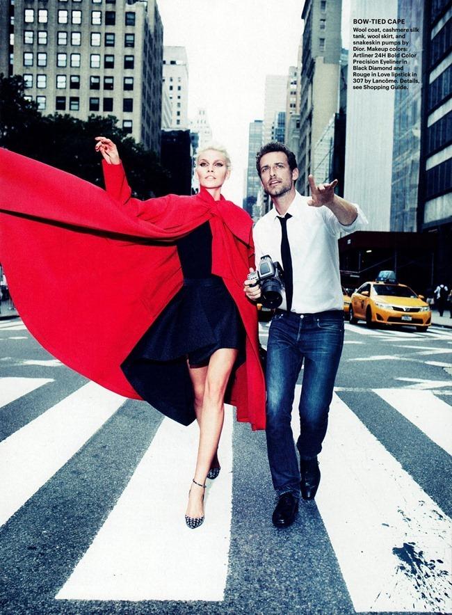 ALLURE MAGAZINE- Aline Weber & Alexi Lubomirski in A Fresh Coat by Alexi Lubomirski. Jarrod Lacks, October 2013, www.imageamplified.com, Image Amplified (6)