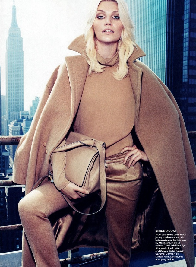 ALLURE MAGAZINE- Aline Weber & Alexi Lubomirski in A Fresh Coat by Alexi Lubomirski. Jarrod Lacks, October 2013, www.imageamplified.com, Image Amplified (2)