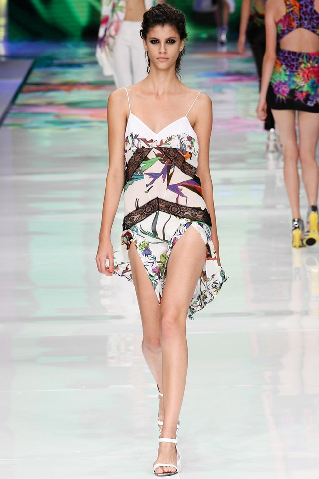 MILAN FASHION WEEK- Just Cavalli Spring 2014. www.imageamplified.com, Image Amplified (14)