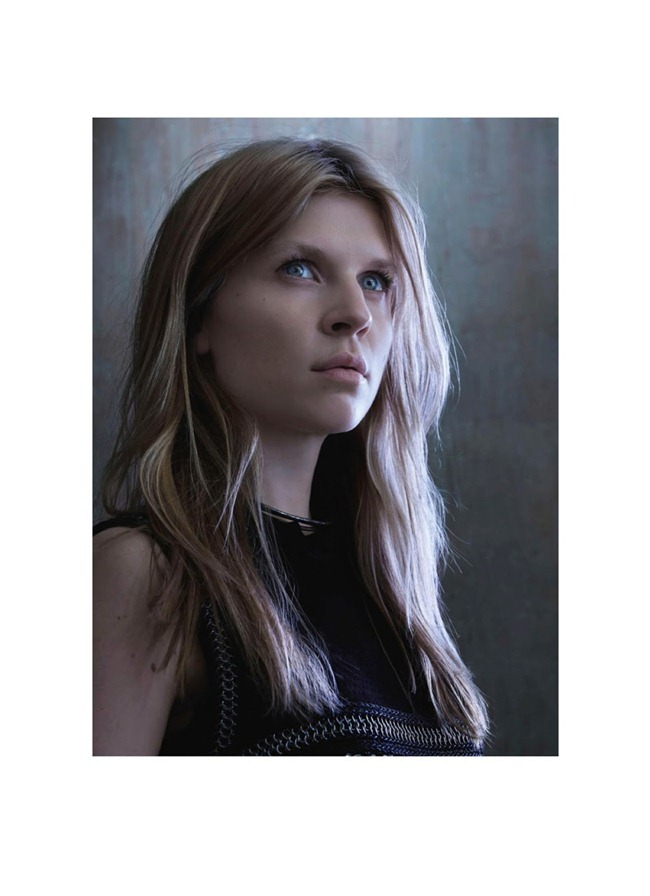 MARIE CLAIRE UK- Clemence Poesy in A Pocketful of Poesy by Steen Sundland. Birgitte Mahrt, October 2013, www.imageamplified.com, Image Amplified (6)