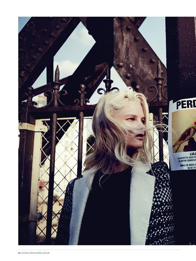 MISS VOGUE AUSTRALIA- Hannah Holman in L'ete A Paris by Darren Mcdonald. Kym Ellery, www.imageamplified.com, Image Amplified (10)