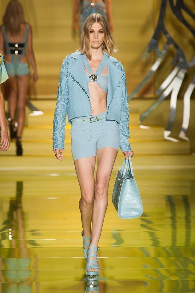 MILAN FASHION WEEK- Versace Spring 2014. www.imageamplified.com, Image Amplified (31)