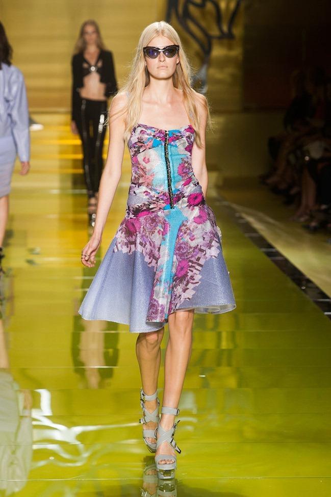 MILAN FASHION WEEK- Versace Spring 2014. www.imageamplified.com, Image Amplified (38)