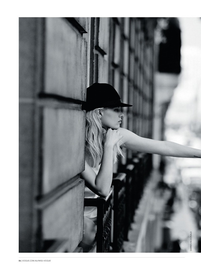 MISS VOGUE AUSTRALIA- Hannah Holman in L'ete A Paris by Darren Mcdonald. Kym Ellery, www.imageamplified.com, Image Amplified (12)