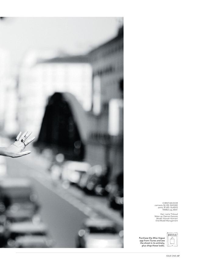 MISS VOGUE AUSTRALIA- Hannah Holman in L'ete A Paris by Darren Mcdonald. Kym Ellery, www.imageamplified.com, Image Amplified (13)